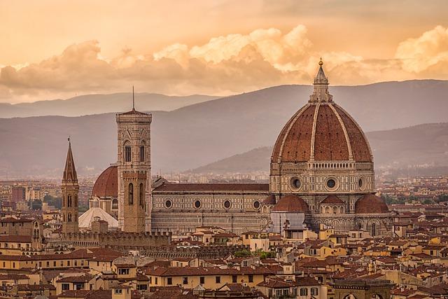 Najważniejsze zabytki Florencji - TOP 3