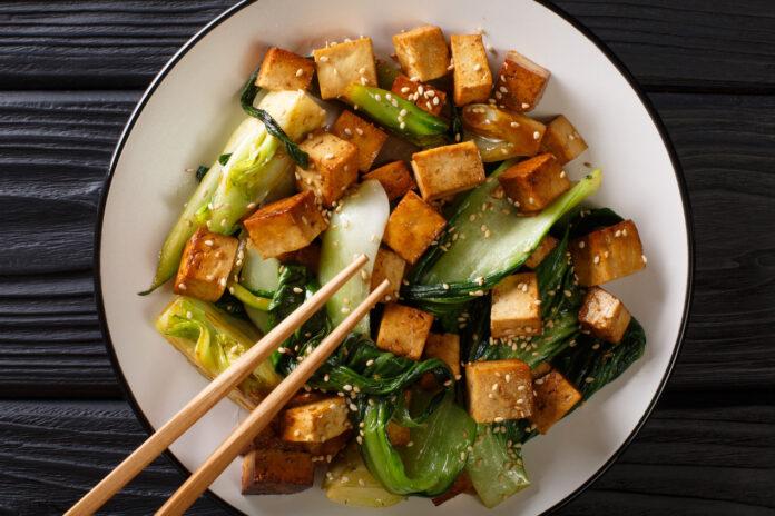Dania wegańskie w kuchni chińskiej